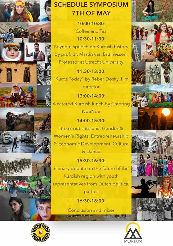 Symposium: 2500 Years of Kurdistan - Montium