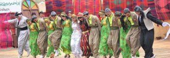 Koerdische danscursus deel 2