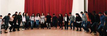 Traditioneel Koerdische Danscursus